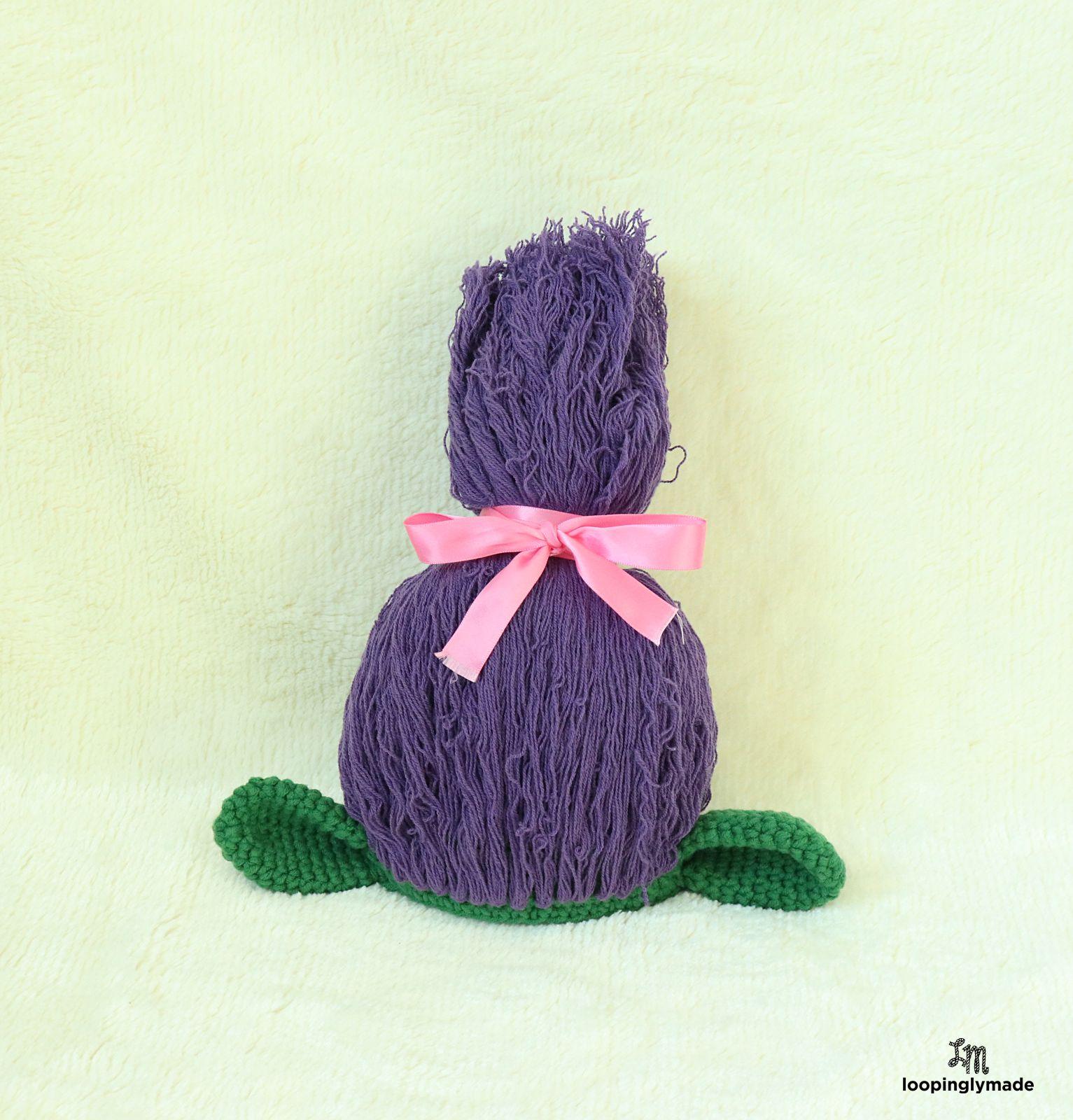 Crochet Newborn Trolls Hat- Free Pattern. 378adc89a0a